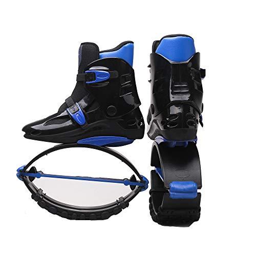 LANGYINH Kicks Anti-Gravity Running Boots Jumping Shoes Gravity Boots Kids Bounce Boot for Girls Boys Women Men,2,39~41(70~90KG)