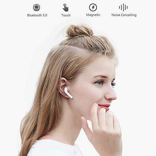 Auriculares Bluetooth 5.0, Auriculares Inalámbricos 156H