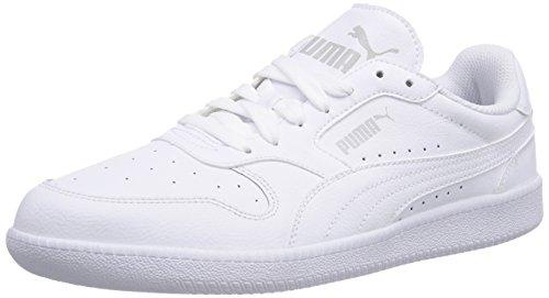 Puma Icra Trainer L, Herren Sneakers, Weiß (white-white 02), 39 EU (6 Herren UK)