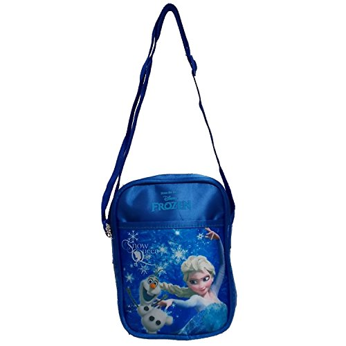 Regalo Italiano Frozen Messenger Bag, 10 cm, Multicolour (Multicolore)