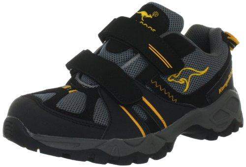 KangaROOS Kortum-V 11034, Chaussures Montantes garçon - Marron-TR-H1-325, 29 EU