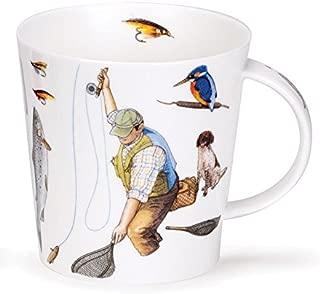 Dunoon Cairngorm Country Sports Mug - Fishing