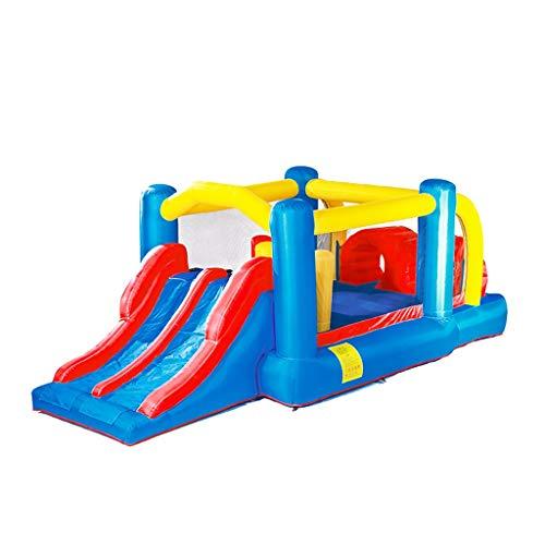 Parque Infantil Hinchable para niños en el Castillo tobogán ...