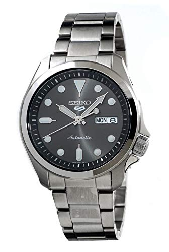Seiko 5 Sports Automatik Herrenuhr Anthrazit SRPE51K1
