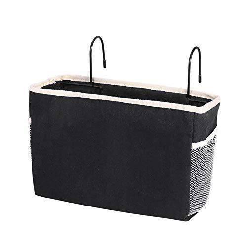 Bedside Storage Bag Organizer Hängende Betten Makeup Storage Organizer Halter für Makeup Brillen Bücher Handys Keys