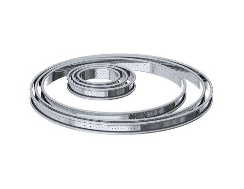 DE BUYER -3093.06 -cercle a tarte inox perfore ht2 ø06 cm