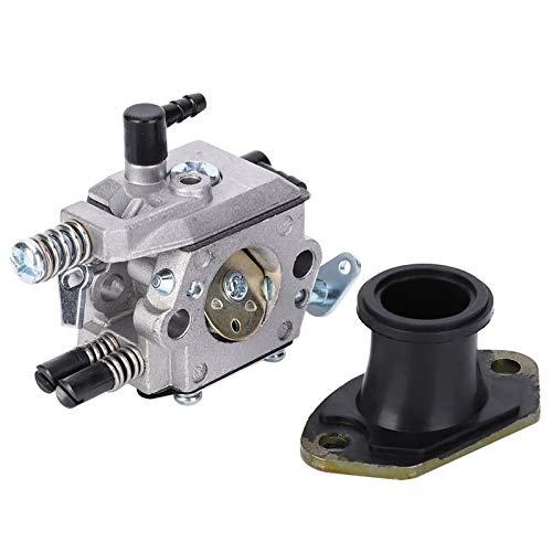 Reemplazo de carburador, carburador de buena rigidez, resistencia al desgaste de peso ligero Aplicación industrial para generador de motor de motosierra