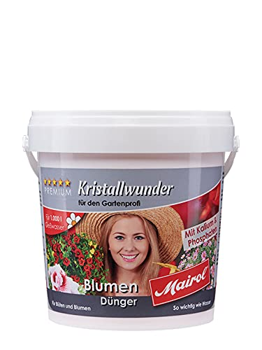 Eva Shop® Mairol Premium Blumendünger...