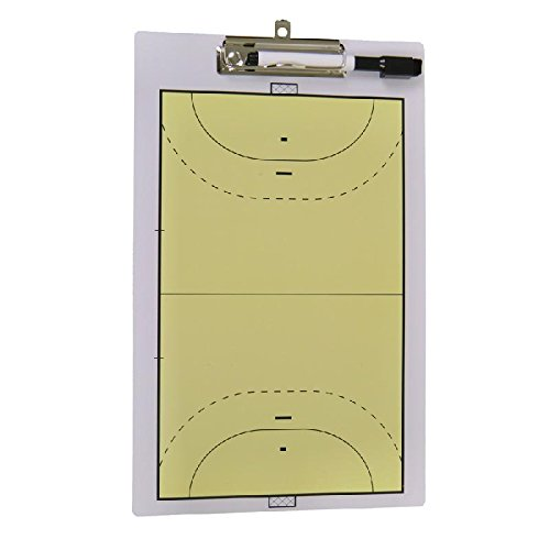 POWERSHOT® Doppelseitiges Taktikboard Handball (34 x 23 cm)
