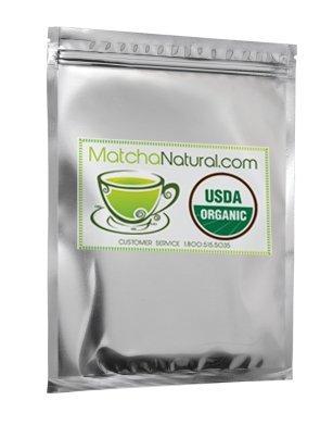 (2) 500g / 1.1 Lb Pure Natural Matcha Organic Green Tea Powder Japanese Style
