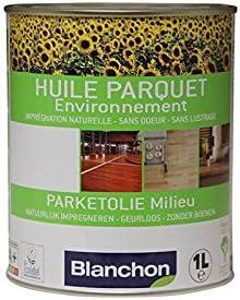 Blanchon - parquet petróleo
