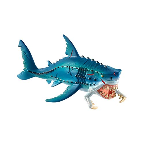 SCHLEICH Eldrador Monster Fish  Imaginative Figurine for Kids Ages 7-12