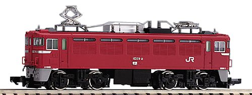 J.R. Electric Locomotive Type ED79-0 (Model Train)