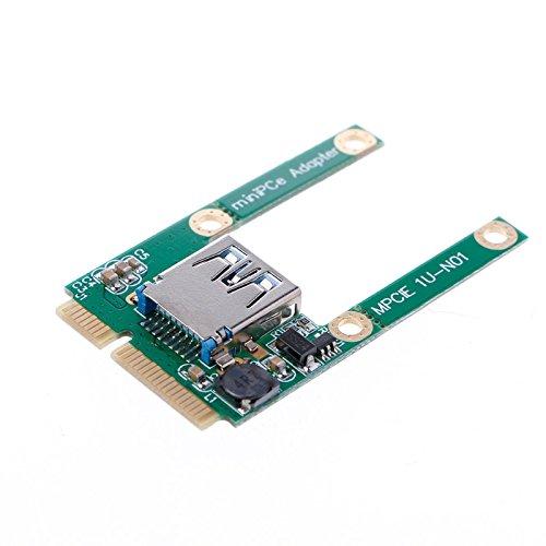 Mini pcie to USB 3.0 Adapter Converter USB3.0 to Mini pci e...