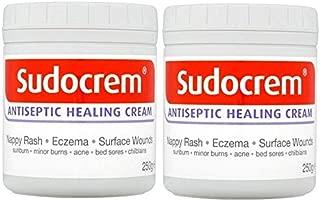 Sudocrem Antiseptic Healing Cream 250g, 2 Pack FM4137