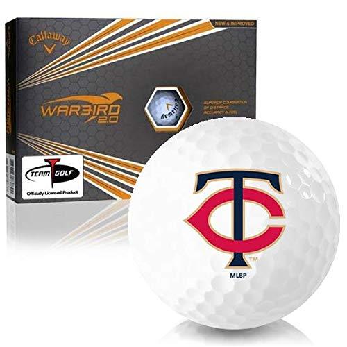 Callaway Golf Warbird 2.0 Minnesota Twins Golf Balls