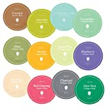 Celavi Round Collagen Face Facial Sheet Mask (12PC) Set (ASSORTED)