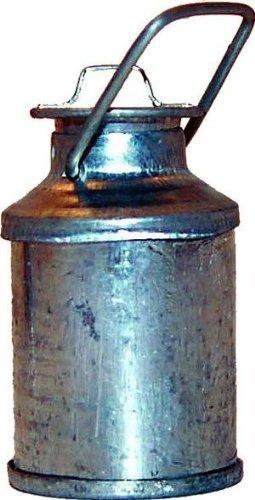 Krippenzubehör, Milchkanne, Höhe 4cm
