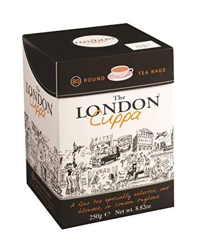 London Cuppa Tea Box - 80 Teabags