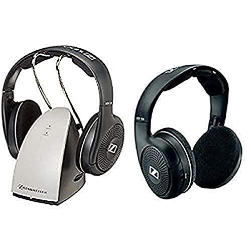 Sennheiser Wireless RF Headphones with Charging Cradle