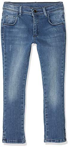 Mexx Mädchen Jeans, Blau (Denim Light Wash 300024), (Herstellergröße: 116)