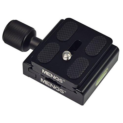 MENGS CL-50S Klemme + schnellwechselplatte für 1/4