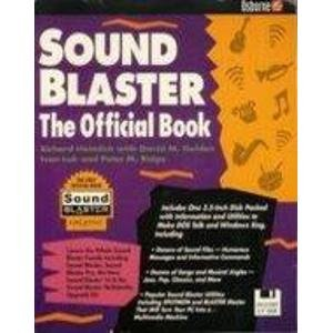 Sound Blaster: The Official Book/Book and Disk