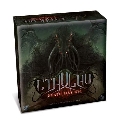 Asmodee Italia- Cthulhu Death May Die Juego de mesa CMON con espléndidas miniaturas, color, 8905 , color/modelo surtido