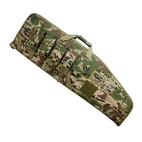 XWLSPORTS Single Rifle Case Tactical Rifle Bag Gun Case