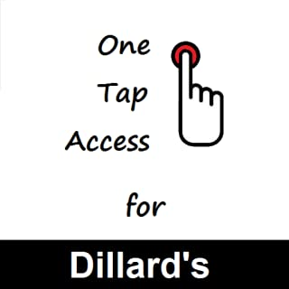 One Tap for Dillards