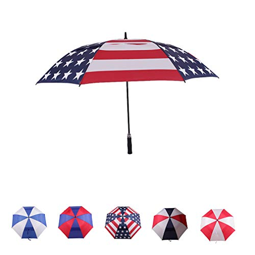 Umbrella,62 Inch Auto Open Golf Umbrella Extra Large Oversize Double...