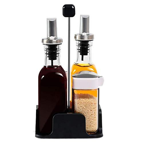 Manyao di alta qualità Cucina Olio Pot condimento Box Set combinazione delle famiglie a perfetta tenuta Olio Aceto Bottiglia Saliera Bottiglia