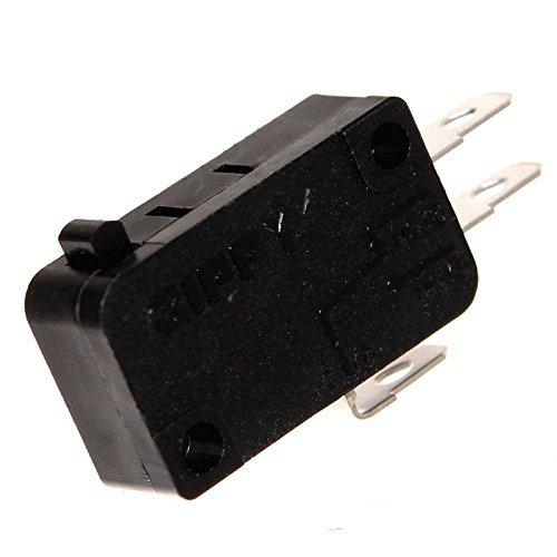 1 Zippy Microswitch Einbau-Taster Mikroschalter Öffner Schließer Wechsler Snap-Action Joystick Switch Neu Joy-Button (Schließer / Öffner)