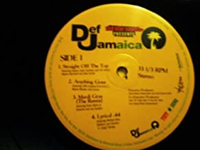 Red Star Sounds Presents Def Jamaica