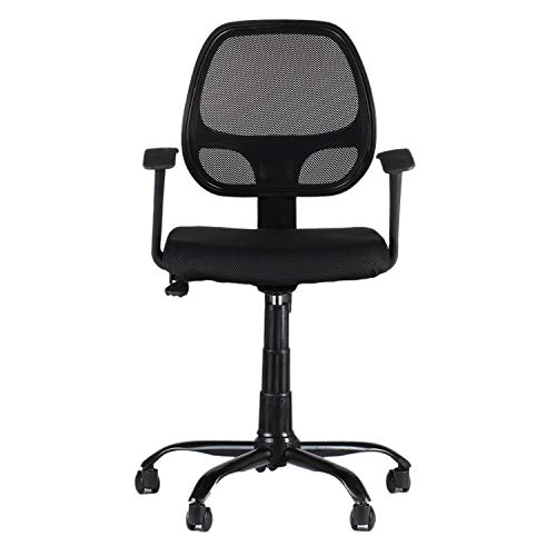 CELLBELL® C103 Medium Back Mesh Office Chair[Black]