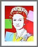 Germanposters Andy Warhol Reigning Queens: Queen Elizabeth