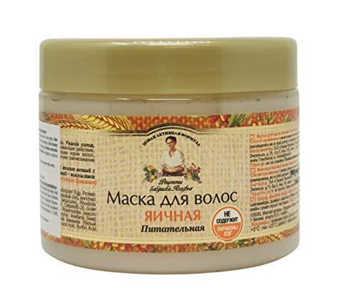 nourrissant Masque capillaire avec Protéines pour tous les types de cheveux