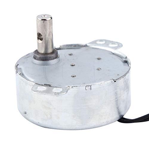 Astibym Motor síncrono sólido 1Pc 220-240V AC CW/CCW 4W Motor eléctrico con...