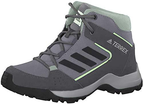 adidas Unisex-Kinder Terrex Hyperhiker K Cross-Trainer, Mehrfarbig (Gritre/Negbás/Verbri 000), 35 EU