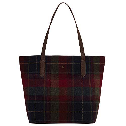 Joules Fernwell Tweed Womens Shopper Bag