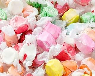 Assorted Salt Water Taffy Candy, 3 pound bag