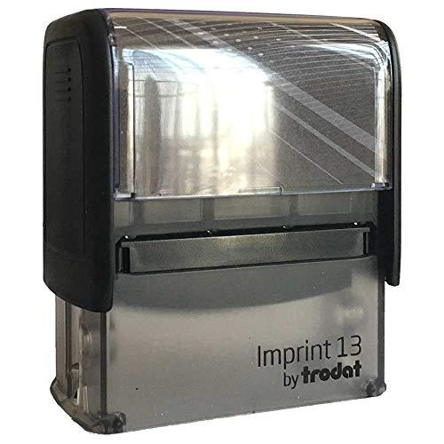 Timbro Autoinchiostrante Personalizzato Imprint 13 - Completo di Personalizzazione