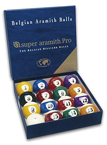 Aramith Super Pro Pool 57,2 mm