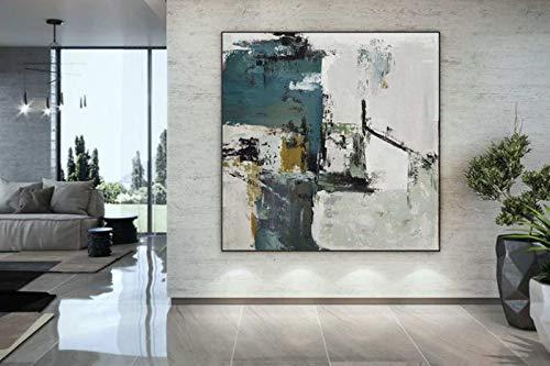 cuadro pintado a mano de la marca DRTWE