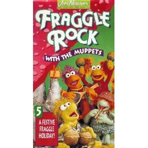 Fraggle Rock Vol 5: Festive Fraggle Holiday [VHS]