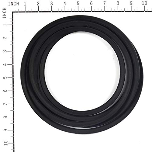 Briggs & Stratton 1668066SM V-Belt, 120.10, Black
