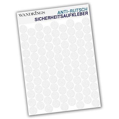 Stickers antidérapants - 95 unités de points de...