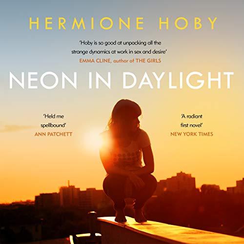 Neon in Daylight audiobook cover art