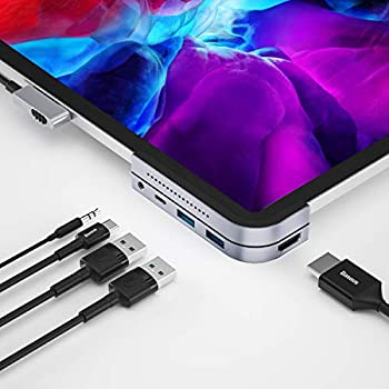 Baseus 6 in 1 USB C Hub for iPad Pro