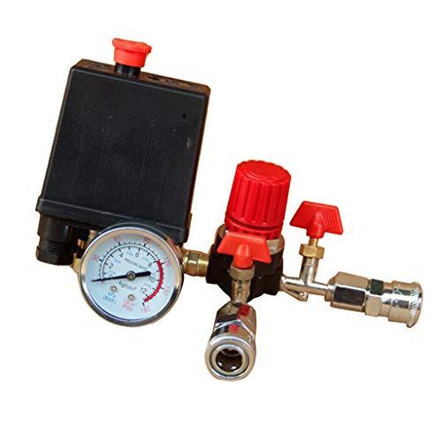 perfk Válvula de Presión de Interruptor de Presión de Compresor de Aire de Cuatro Tipos - modelo 2